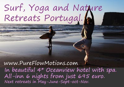 Yoga holidays Europe January